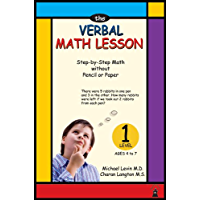 The Verbal Math Lesson Level 1 (English Edition)