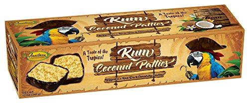 Anastasia Rum Coconut Patties One Size