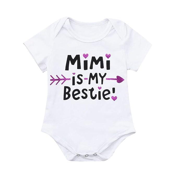 44e51e73f686 Amazon.com  LNGRY Baby Romper