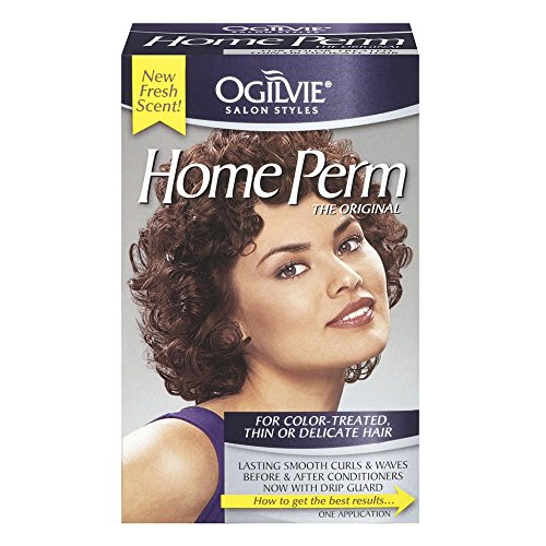 Ogilvie Home Perm for Color Treated Hair, 0.94 lb.