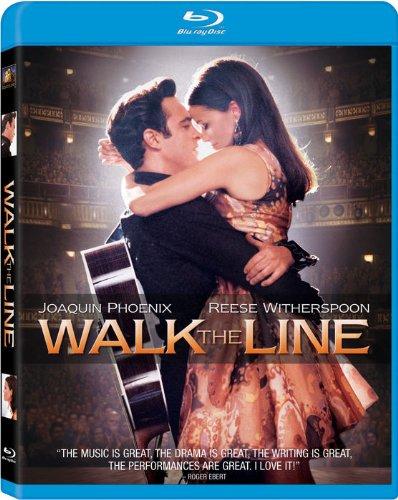 Walk the Line [Blu-ray]