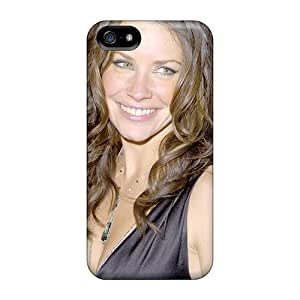 LastMemory Design High Quality Evangeline Lilly Cover Case With Excellent Style For Iphone 5/5s