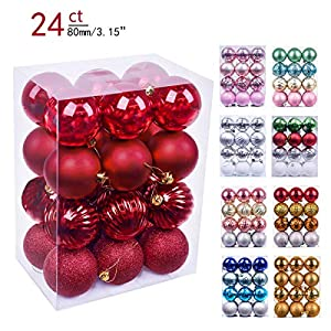 Valery Madelyn Christmas Ball Ornaments Decorations 6