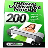 Crystal Clear 200-Pieces Universal Thermal
