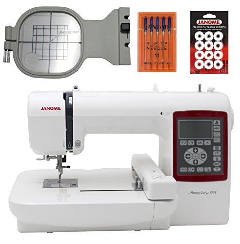Compare price janome 200e on for Janome memory craft 200e