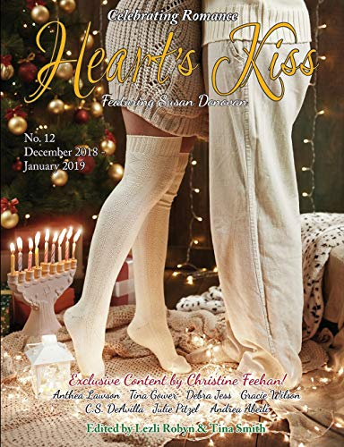 Heart's Kiss: Issue 12, December 2018-January 2019: Featuring Susan Donovan