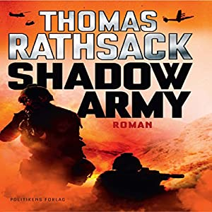 Shadow Army Audiobook
