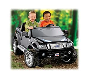 power wheels ford f150 truck toys games. Black Bedroom Furniture Sets. Home Design Ideas