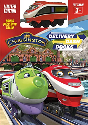 DVD : Chuggington: Delivery Dash at the Docks (W/ Train) (DVD)