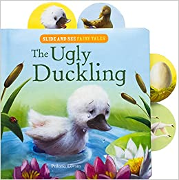 The Ugly Duckling (Fairy Tale Slide+see): Parragon Books: 9781472361301: Amazon.com: Books