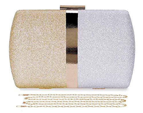 Selighting Glitter Clutch Evening Bags...