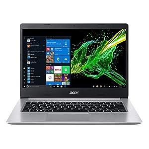 Acer Aspire 5 A514-53 14″ (35.56cms) Laptop (10th Gen Core i5-1035G1 processor/8GB/512FB SSD/Window 10 Home 64Bit/Intel UHD Graphics), Pure Silver