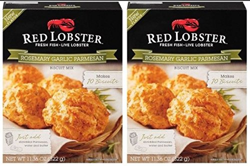 Red Lobster Rosemary Garlic Parmesan 11.36 oz (Pack of 2)