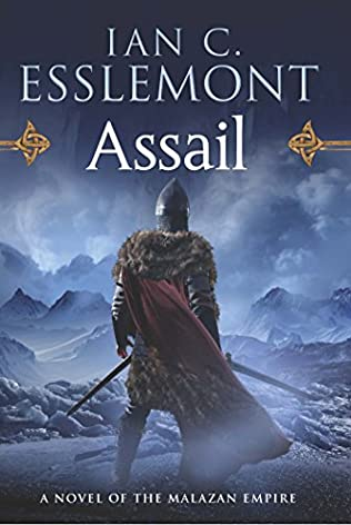 book cover of Assail