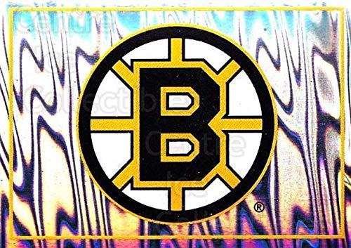 (CI) Boston Bruins Hockey Card 2006-07 Panini Stickers 15 Boston Bruins ()