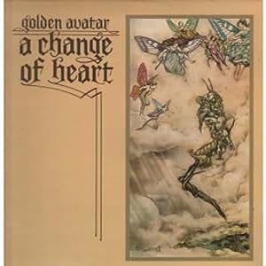 A CHANGE OF HEART LP (VINYL) UK SUDARSHAN 1976