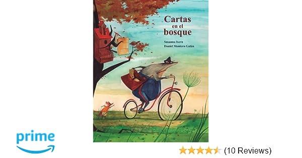 Cartas en el bosque (The Lonely Mailman) (Spanish Edition ...