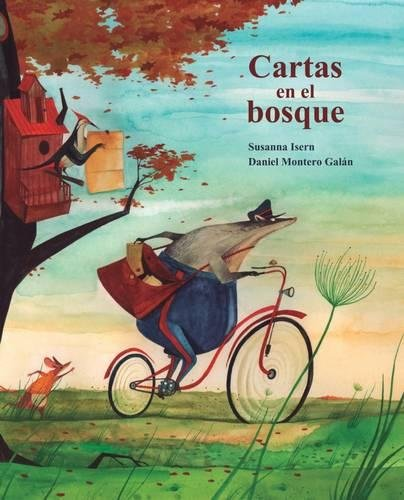 Cartas en el bosque (The Lonely Mailman) (Spanish Edition ...