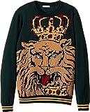 Dolce & Gabbana Kids  Boy's Lion King Sweater (Big Kids) Multicolor 12