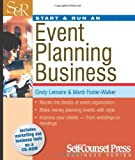 Start and Run an Event Planning Business, Mardi Foster-Walker and Cindy Lemaire, 1551803674