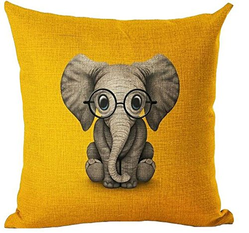 Funny Lovely Animals Abstract Adorable Elephant Baby Wearing