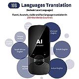 Language Translator Device Supports Offline