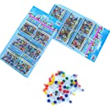 12 Bages Assorted Colors of Magic Growing Jelly Ball