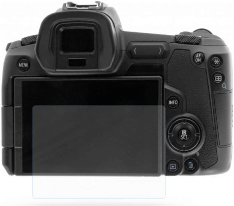 S 1R Lot de 2 films de protection d/écran en verre pour Panasonic Lumix S 1