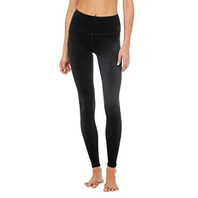fe98cf1bbc ALO Women's High-Waist Posh Leggings at Amazon Women's Clothing store: