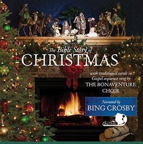 Story Of Christmas.The Bible Story Of Christmas Bonaventure Choir Bing Crosby Cd Cd