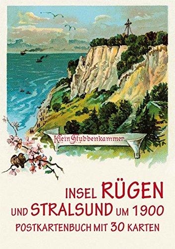 die-insel-rgen-und-stralsund-um-1900-postkartenbuch-mit-30-karten