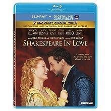 Shakespeare In Love [Blu-ray] (2014)