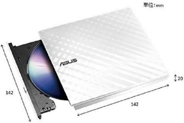 DQ0435-UA221KZ Asus EXT SLIM USB LITE BLACK WAVE