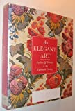 img - for An Elegant Art by Edward Maeder (1983-03-03) book / textbook / text book
