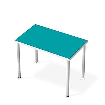 Klebefolie Für IKEA Linnmon Tisch 100x60 Cm   Dekoration Möbel Aufkleber  Folie Möbeltattoo   Inneneinrichtung