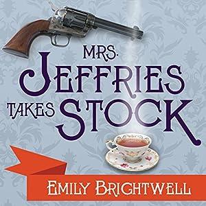 Mrs. Jeffries Takes Stock Audiobook
