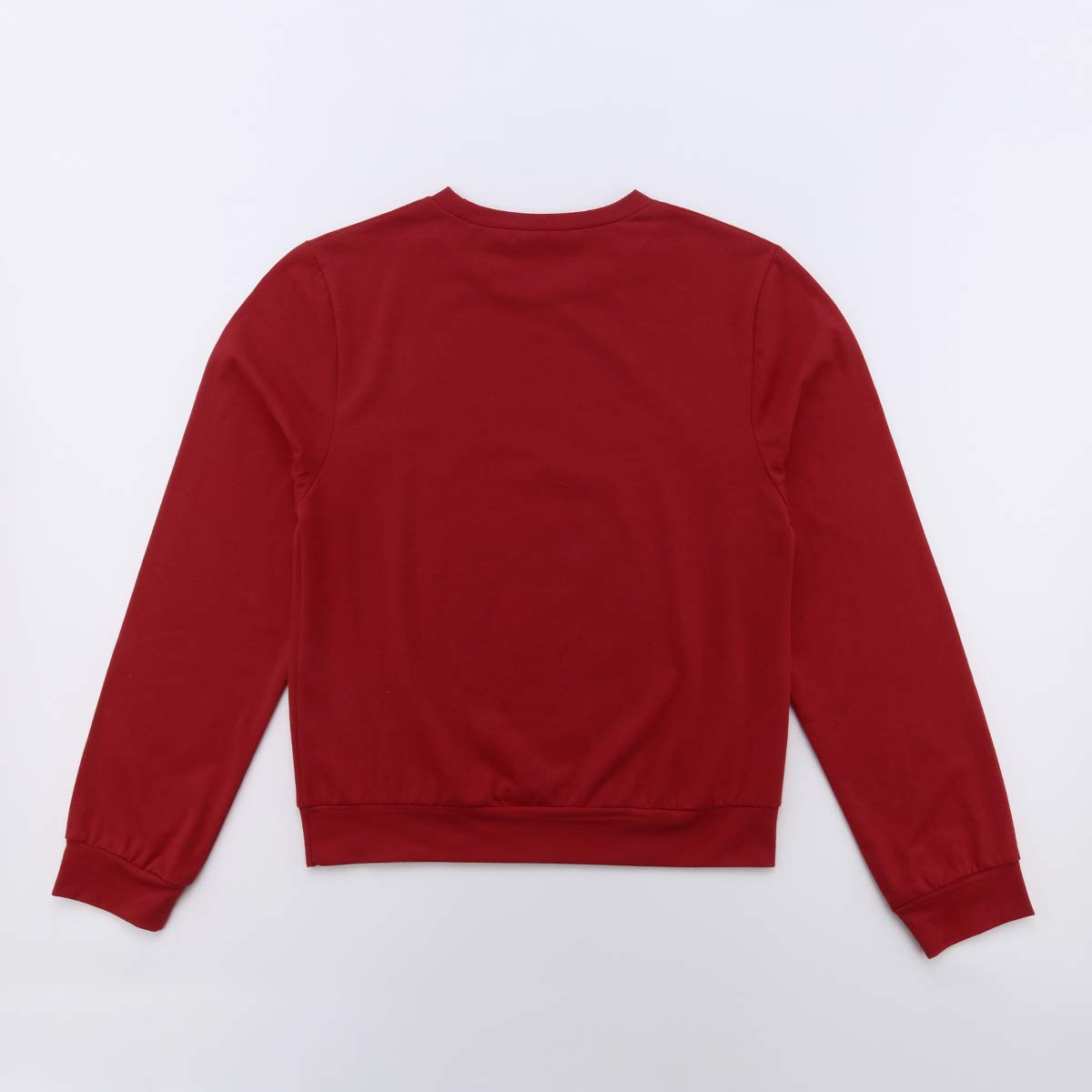 Mens Xmas Pullover Sweatshirt for Mum Daddy Men Boys Girls Family Matching Outfits