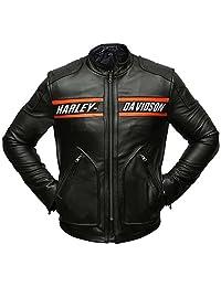 HDMM Mickey Rourke Marlboro Man Harley Davidson Motorcycle Leather Biker Real Jacket