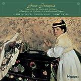 Francaix: Piano Concertino, Ballets - Les bosquets