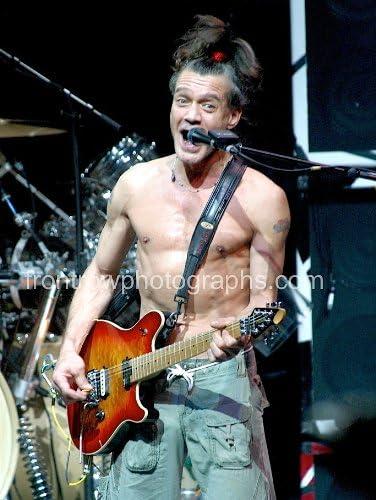 Amazon Com Alex Van Halen 8 X10 Color Photo Photographs