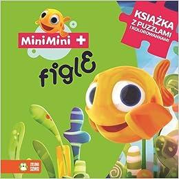 Figle Rybka Minimini Galik Krystian 9788379832019 Amazoncom Books