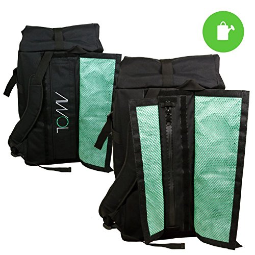 AWOL (XL) Roll-UP Backpack - All Weather Odor Lock -