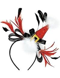 Multicolored Fashionable Fabric Headband | Christmas Accessory