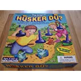 Husker Du Memory Match Game 2000 Edition