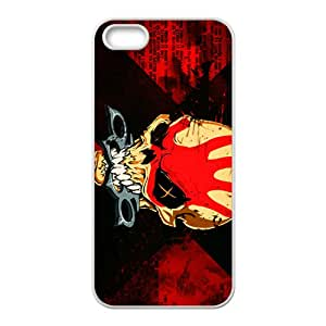 Blood Skull Cell Phone Case for Iphone 5s
