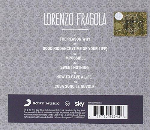 Lorenzo Fragola X Factor 8