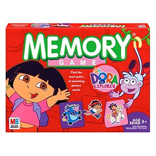 Dora The Explorer Memory Game - Dora the Explorer Memory Game