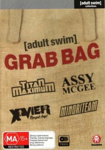 [Adult Swim] Grab Bag Collection (7 Discs) DVD