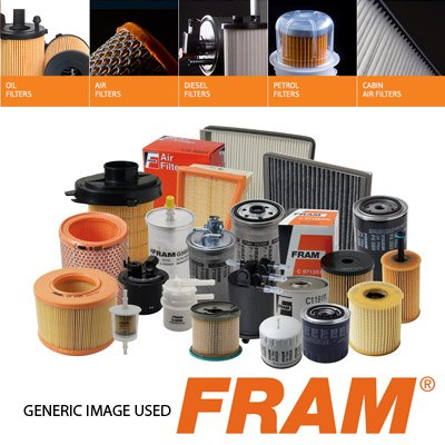 FRAM Pollen Filter CF9323: Automotive