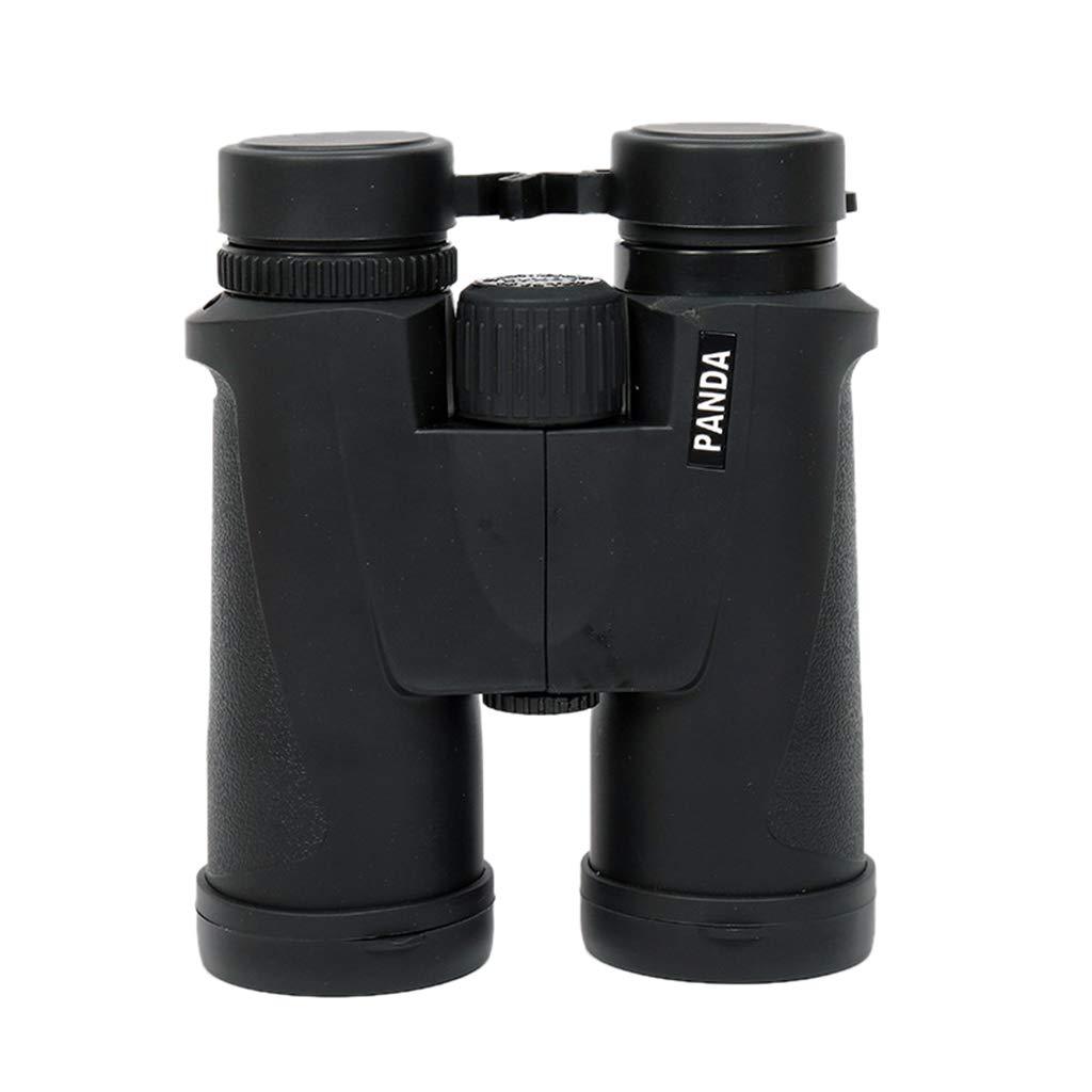 Banbu 10x42 Kids Binoculars, High Resolution, Shock Proof, Bird Watching, Presents for Kids, Children Gifts, Boys and Girls, Outdoor Play, Hiking,Black